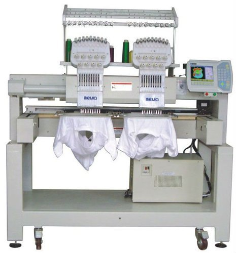 Service Provider Of Double Head Embroidery Machine