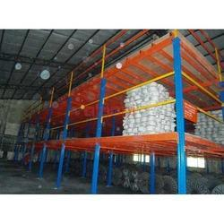 Mezzanine Rack Floor