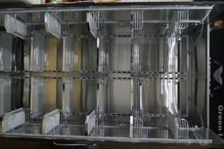 Pantry in ss cabinet