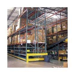 Three Tier Racking System