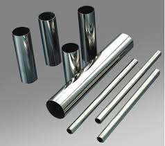 Stainless Steel 312 TP 316 Ti Pipes