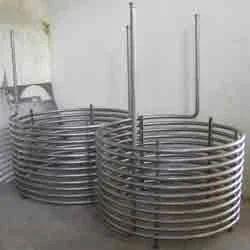 Titanium Heating Coil