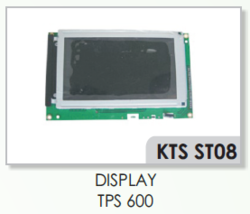 Nuovo Pignone TPS 600 DISPLAY