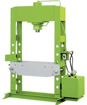 Hydraulic Press And Spare Parts - Hydraulic Press Manufacturer from  Ghaziabad