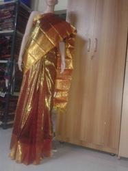 Kanchipuram Wedding Saree