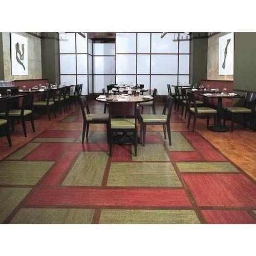 Trendy Vinyl Flooring at Rs 74 squarefeet Vinyl Floorings ID