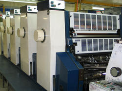 Offset Printing Press Machine