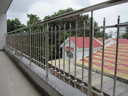 Folding Steel Railing