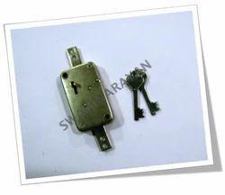 Two Way Lock Flat Key