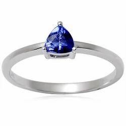 White Gold Tanzanite Ring