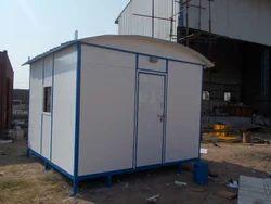 Prefabricated Storage Cabin