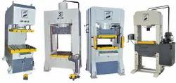 Iron Hydraulic Press, Capacity: 5-10 Ton