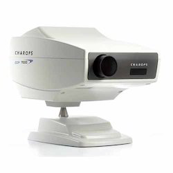 CCP 7000 Chart Projector, Power Consumption: Max 0.4 A, Model Name/Number: CCP7000