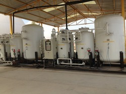 MPSA Based Biogas Purification Plant