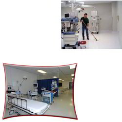 Heavy Duty Cleaner Degreaser for Hospitals