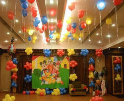 Birthday Party Decoration Services in Tirupati Ananth Events ID