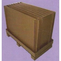 Rectangle Mirror Packing Cardboard Corrugated Box for Shipping