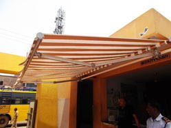 Designer Retractable Awnings