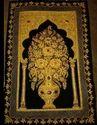 Zari Handicraft Wall Hanging
