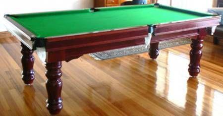 Classic Jade Pool Table Pool Table Chennai John W Roberts - Classic billiard table