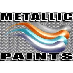 Metallic Color for Glass