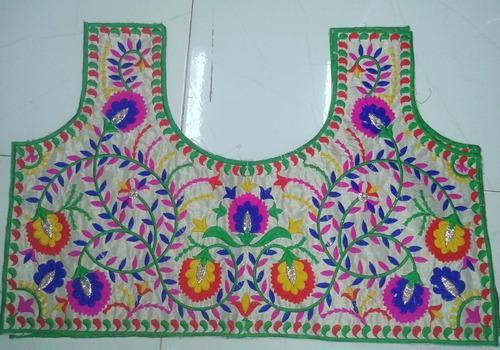 Embroidery Blouse Patches At Rs 500 Piece Embroidered Patches