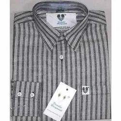 Black & White Stripes Shirts