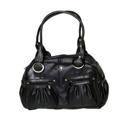 Shoulder Bag Solid Leather Hand Bags, for Daily Use, Gender: Women