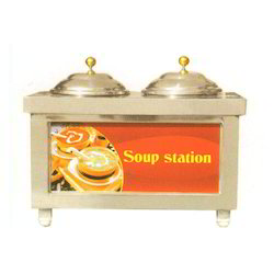 Soup Counter