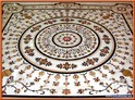 Marble Inlaid Flooring, Thickness: 15-20 mm