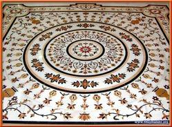 Stone Inlaid Flooring