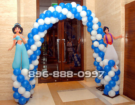 Aladdin Themed Decoration Indian Wedding Decorations Marriage