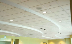 Glass Grid Ceiling Service