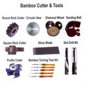 Bamboo Cutter & Tools