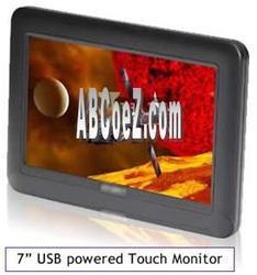 USB Powered & LCD Monitors (7 Inch)