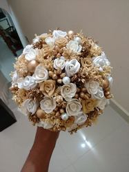 Flower Bridal Bouquet Manufacturer Of Bridal Bouquet Wedding Bouquet From Ernakulam