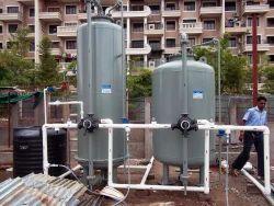 Semi-Automatic Water Softening Plant, Working Pressure: 0.15-0.5 Mpa