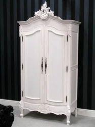 Victorian Wooden Wardrobe