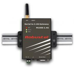 Industrial Serial to Wi-Fi/ Bluetooth Gateway