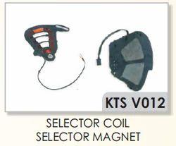 Vamatex Selector Coil, Selector Magnet