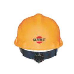 Safety Helmet with Rachet Adjustment