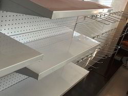 Electronic Store Rack