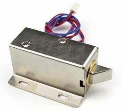Actuator Solenoid Cabinet Lock, Stainless Steel