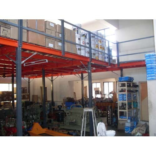 Slotted Mezzanine Floors Manufacturer From Ahmedabad