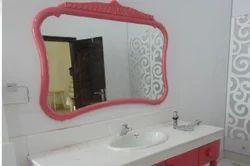 Bathroom, Work Provided: False Ceiling/POP