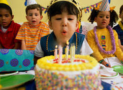 Birthday Parties Events