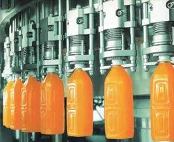 Orange Juice Filling Machine