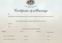 Love marriage certificate muslim marriage certificate service love marriage certificate yelopaper Image collections