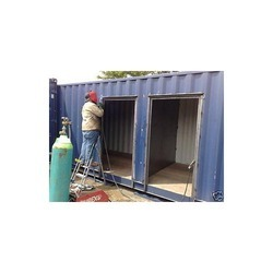 Container Modification Service, Capacity / Size of the shipment: 122