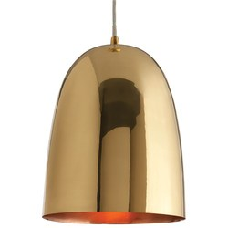Brass Modern Pendant Light